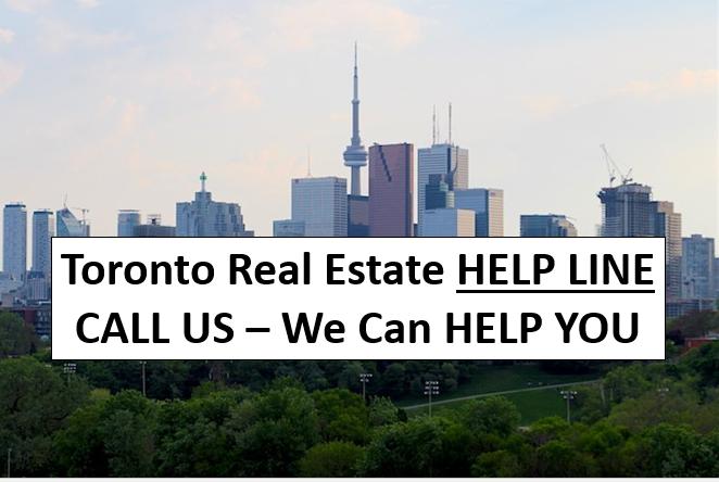 Toronto Real Estate Help