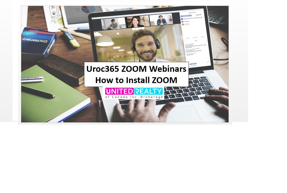 Toronto Leads www.Uroc365.com Zoom Webinars