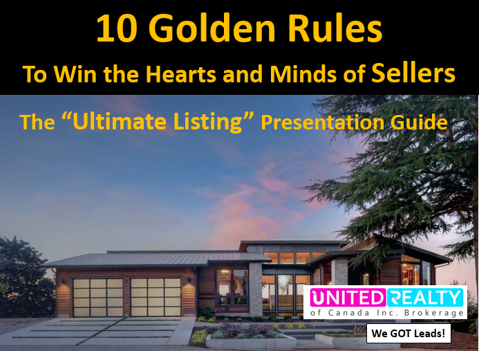 Hot Leads For Sellers - Ultimate Listing Presentation