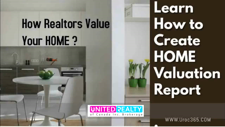 Hot Leads with Home Valuation Report CMA By Uroc365.com